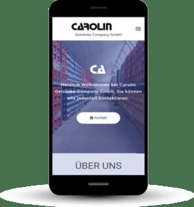 Carolin-Getränke-Mobil-referenz