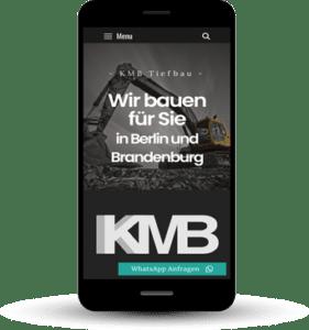 KMB-Tiefbau-Mobil-Referenz