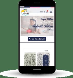 Leos-Kindermoden-Mobil-Referenz